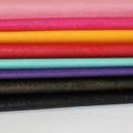 特价处理 热压变色竹节纹  水刺布底 电子包装本册类用革